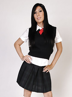 Shemale Uniform Pics